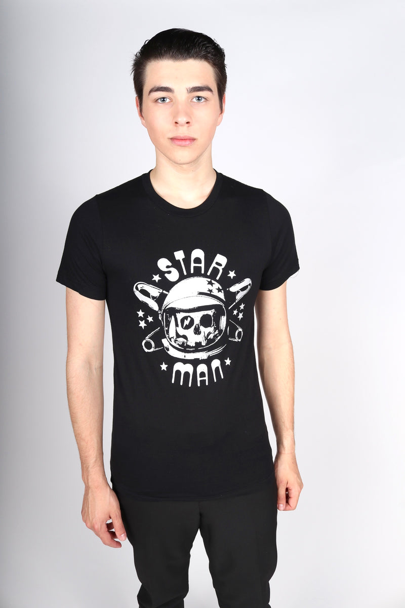 Any Old Iron Star Man T-Shirt