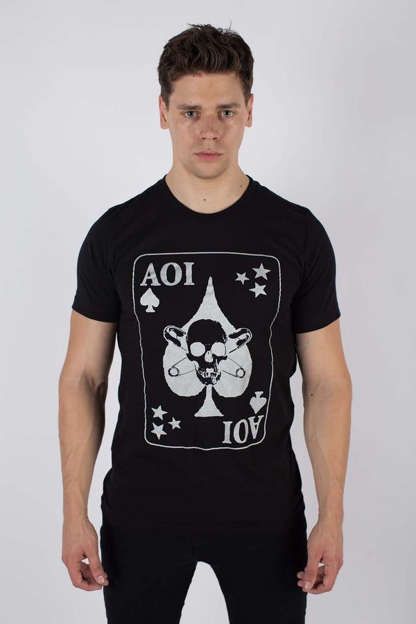 Any Old Iron Ace Of Iron T-Shirt