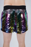 Any Old Iron Rainbow Shorts