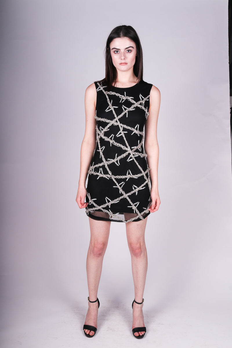 Any Old Iron Barbed Wire Dress