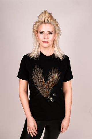 Any Old Iron Eagle Has Landed T-Shirt