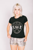 Any Old Iron Woman's Whorehouse T-Shirt