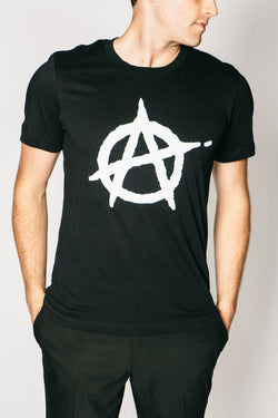 Anarchy Old Iron Men's T-Shirt , Mens Tops - ANY OLD IRON,  - 1