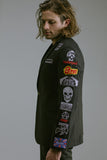 Any Old Iron Dead Heroes Jacket , Mens Jackets - ANY OLD IRON,  - 4