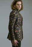 Any Old Iron Gold Leopard Suit , Mens Jackets - ANY OLD IRON,  - 2