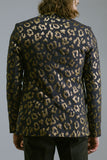 Any Old Iron Gold Leopard Suit , Mens Jackets - ANY OLD IRON,  - 3