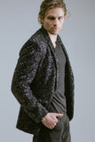 Any Old Iron Black Sequin Blazer , Mens Jacket - ANY OLD IRON,  - 2