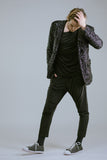 Any Old Iron Black Sequin Blazer , Mens Jacket - ANY OLD IRON,  - 7