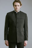 Any Old Iron Chinese Collar Suit Jacket , Mens Jackets - ANY OLD IRON,  - 2