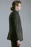 Any Old Iron Chinese Collar Suit Jacket , Mens Jackets - ANY OLD IRON,  - 3