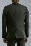 Any Old Iron Chinese Collar Suit Jacket , Mens Jackets - ANY OLD IRON,  - 4