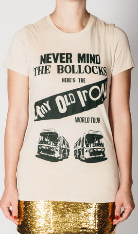 Any Old Iron Woman's I Predict A Riot T-Shirt , Womans Tops - ANY OLD IRON,  - 2