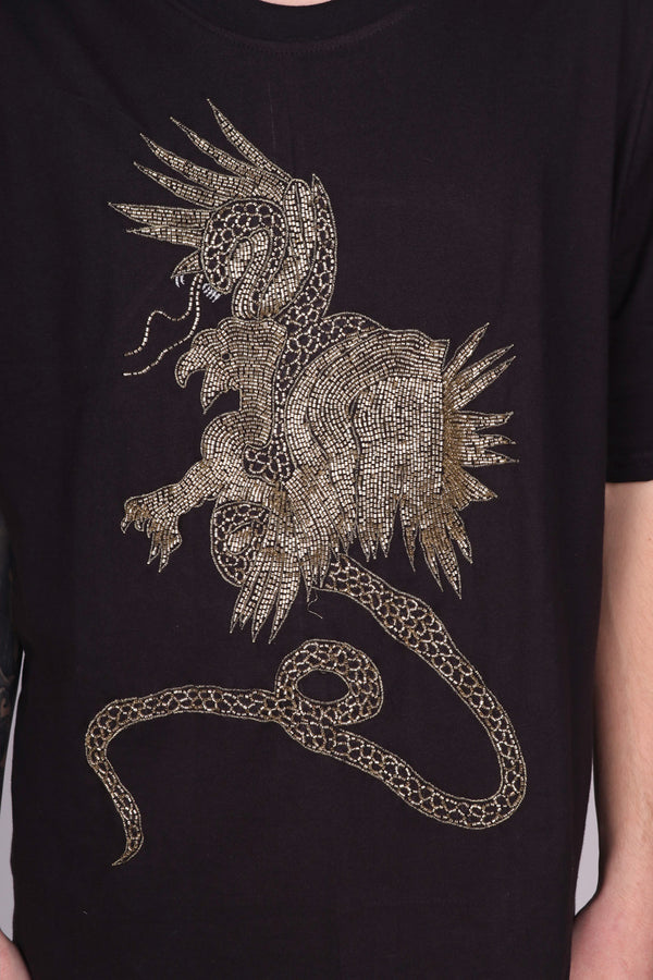 Any Old Iron Enter The Snake T-Shirt