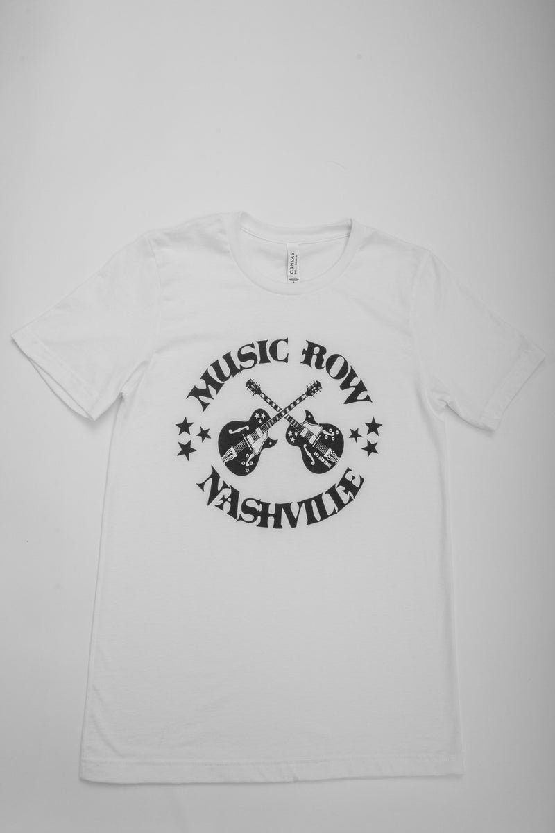 Any Old Iron Music Row T-Shirt