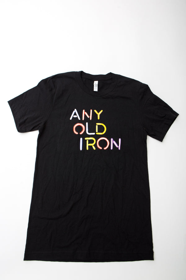 Any Old Iron Neon T-Shirt