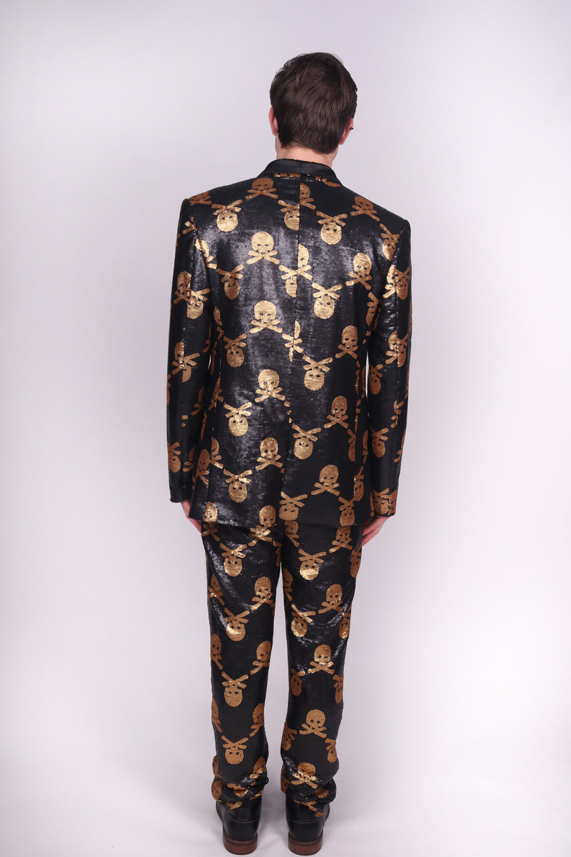 Any Old Iron Jolly Rodgered Suit