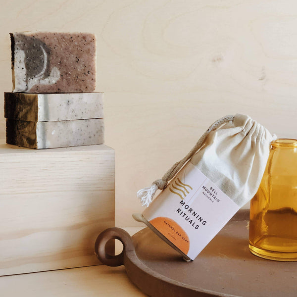 Bell Mountain Naturals - Morning Rituals Soap