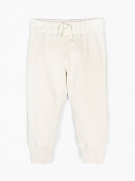 Organic Cotton Baby Jogger - Natural