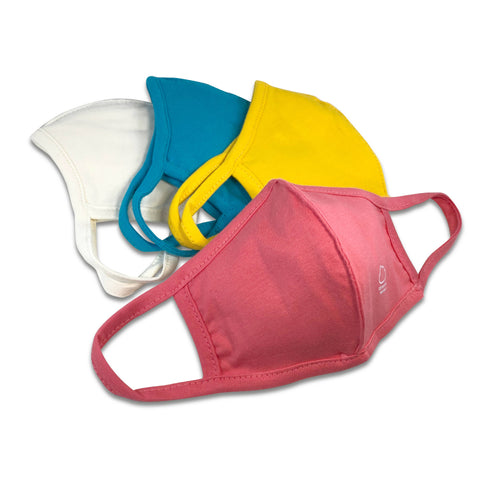 Super Soft Cloth Face Mask For Kids
