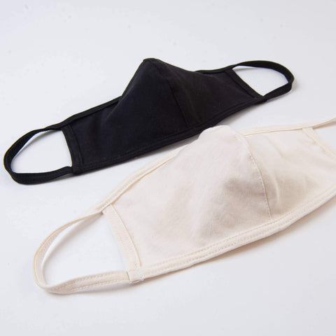 Cotton Face Mask - USA made