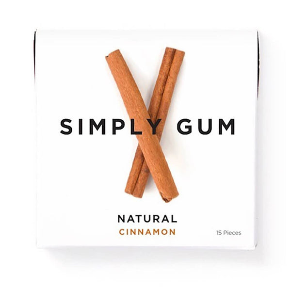 Cinnamon Natural Chewing Gum