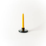 Gary Bodker Designs - Handblown glass Candle Holder