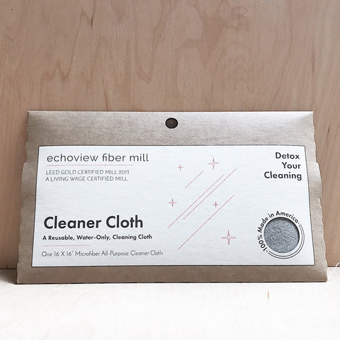 Echoview Fiber Mill - Cleaner Cloth