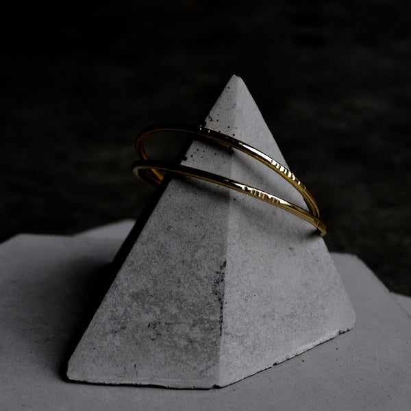 NOTHCHED CUFF Bracelet