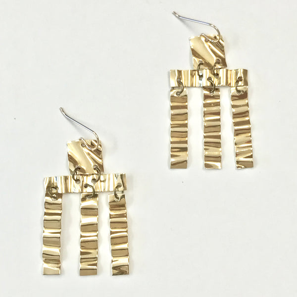 Furrow Earrings