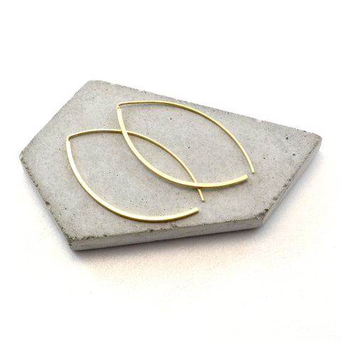 MINIMALIST ARC Earrings
