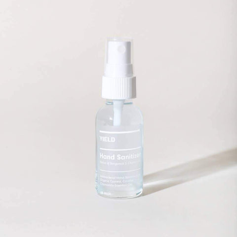 YIELD - 1oz Hand Sanitizer Spray - Bergamot + Chamomile