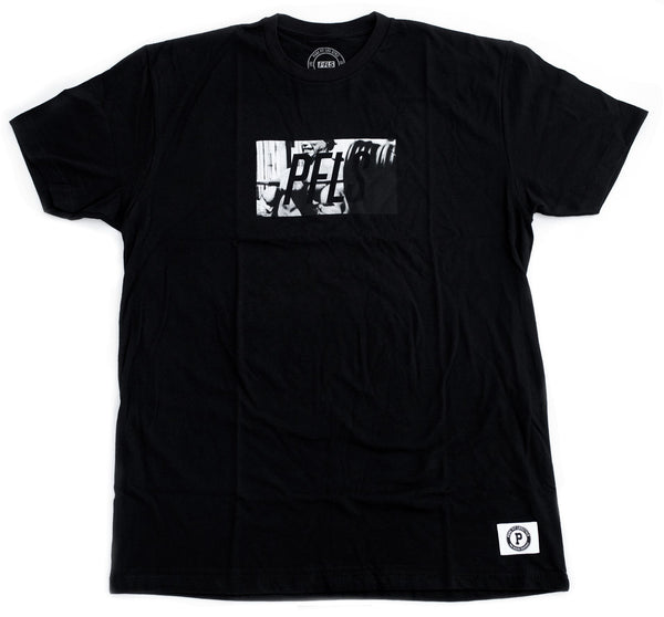 PFLS GOVERNOR TEE-BLACK