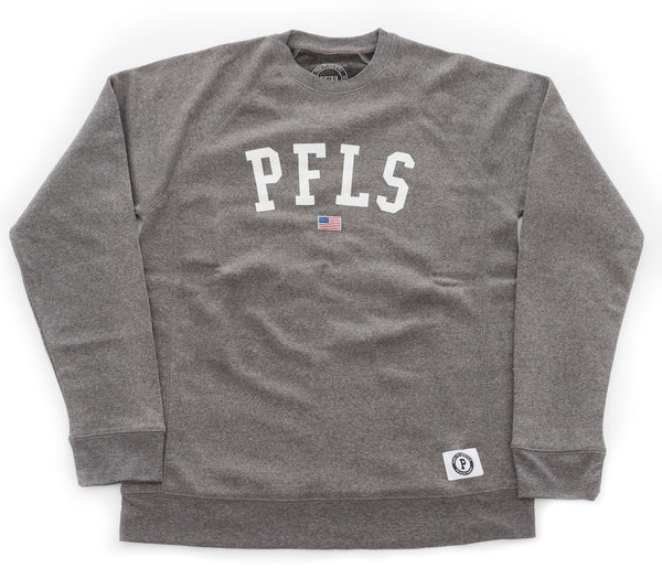 DOLO FLEECE-HEATHER GREY