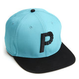 PFLS THE P SNAPBACK - CELEDON