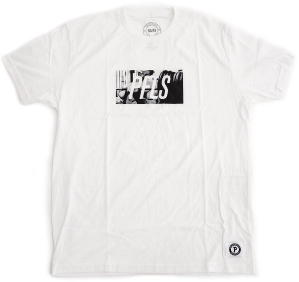PFLS GOVERNOR TEE-WHITE