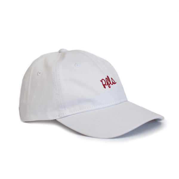 "PFLS ""POPS"" CAP- WHITE"