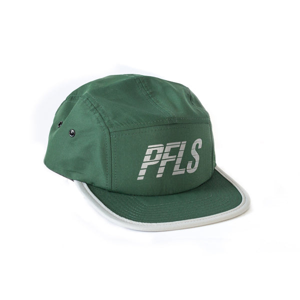 QUICKSTER 5 PANEL STRAP BACK-FOREST GREEN