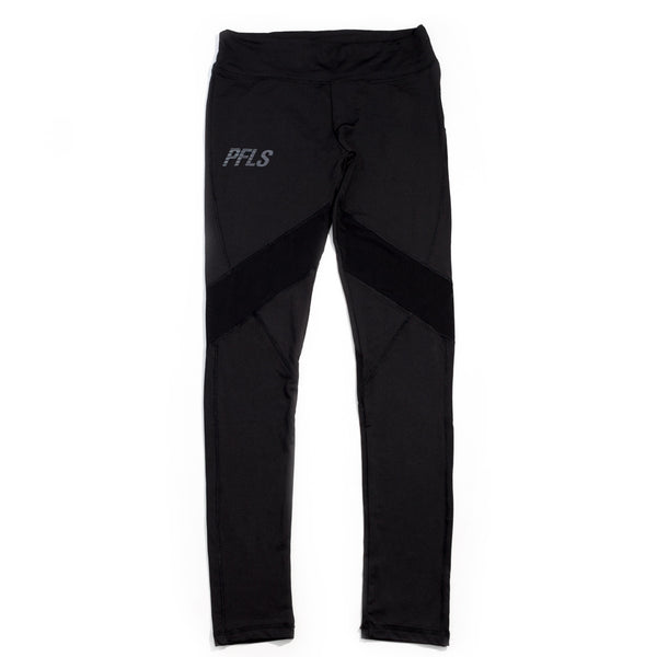 "PFLS Women's ""Span Dexter"" Leggings-BLACK"