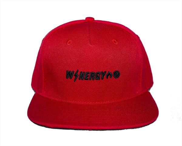 WINERGY SNAP BACK-RED
