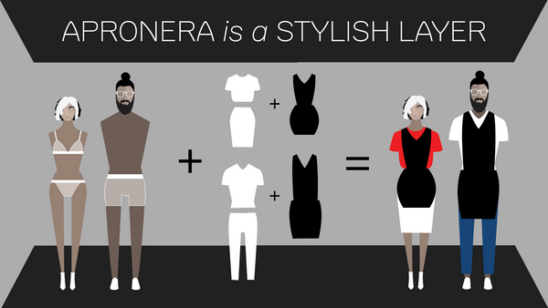 Apronera is a Stylish Layer