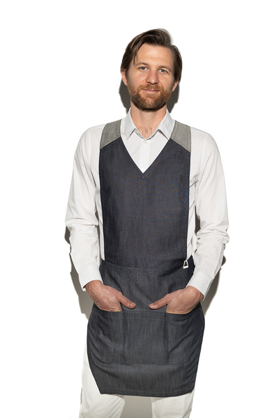 Men's Denim Apron