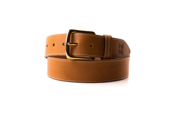 The Original Belt - Natural Leather