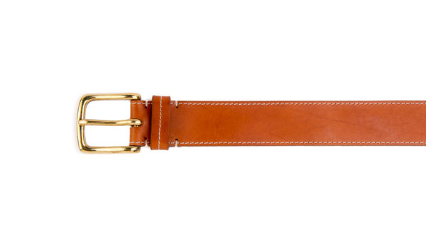 The Original Belt - Tan Leather