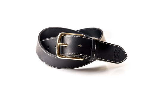 The Original Belt - Black Leather