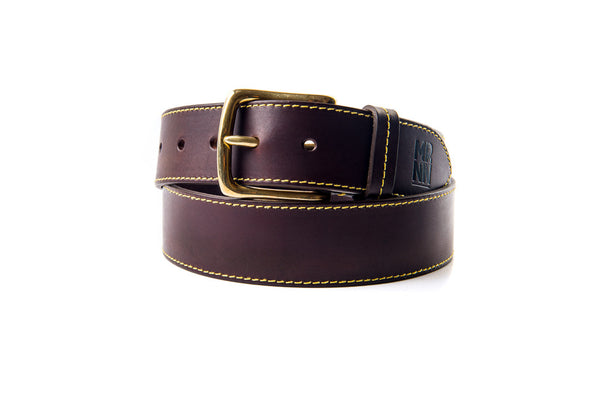 The Original Belt - Brown Leather