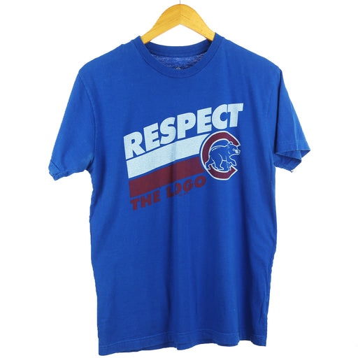 Majestic Select Medium Blue Bears Graphic T Shirt