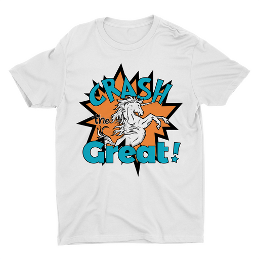 Crash the Great T-Shirt