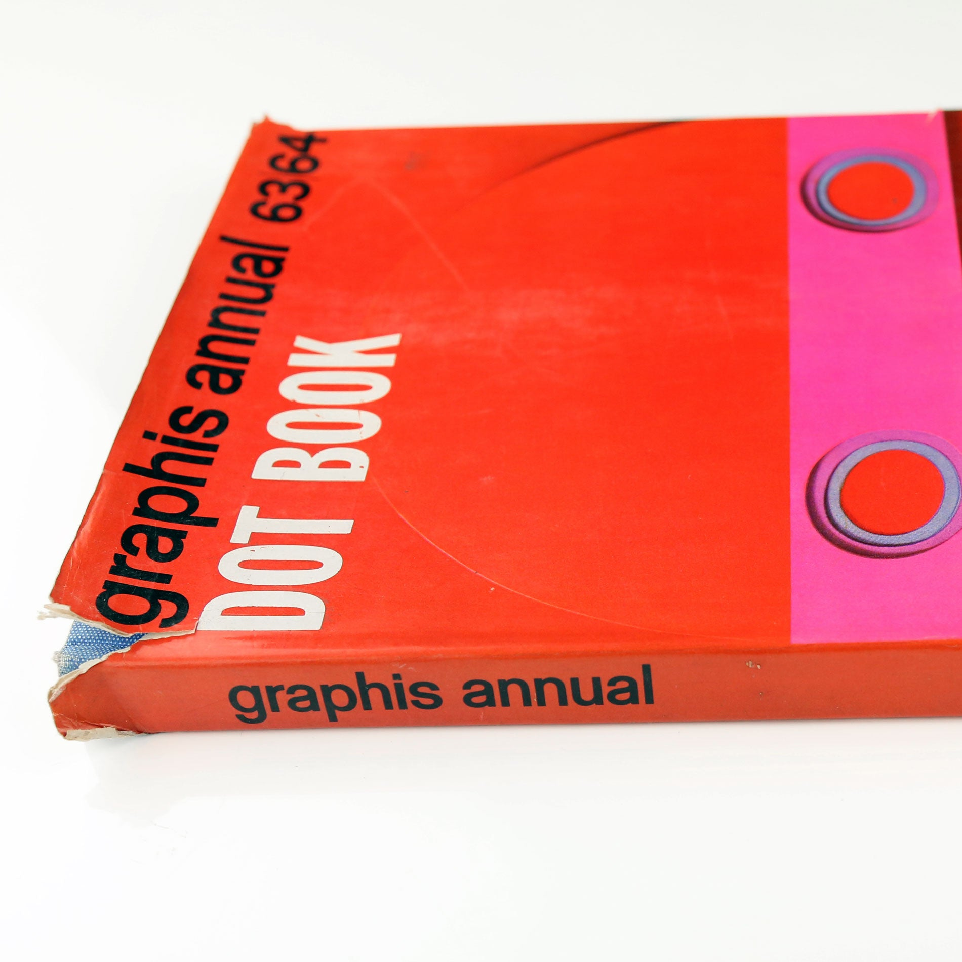Graphis annual 63' 64' - Six 3 Shop