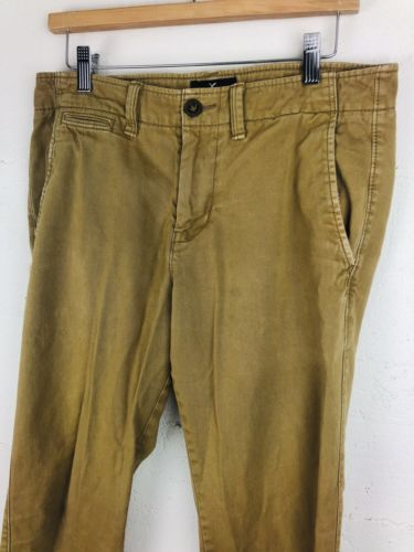 Anerican Eagle Mens Size 32 Khaki Pants