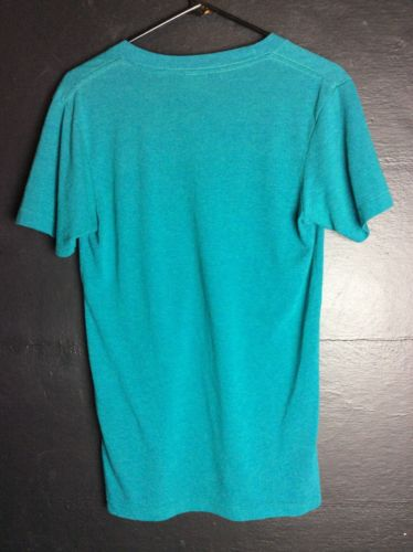 American Apparel Tri Blend V Neck Tee Small